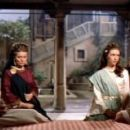Cathy O'Donnell as Tirzah Ben Hur 1959 - 454 x 166