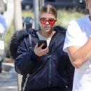 Sofia Richie was seen out having lunch with a friend in Los Angeles, California on March 23, 2017
