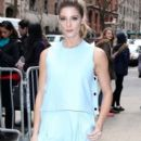 Ashley Greene at 'Live with Kelly & Michael' in New York City, New York on April 7, 2016 - 396 x 600