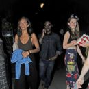 Alesha Dixon at Chiltern Firehouse in London - 454 x 634