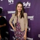 Alison Brie - EW And SyFy Party During Comic-Con 2010 At Hotel Solamar On July 24, 2010 In San Diego, California