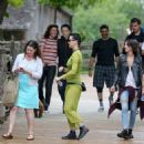 Katy Perry Visiting Black Creek Pioneer Village
