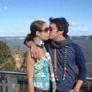 Baron Geisler and Rachel Stephenson