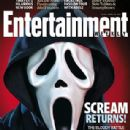Scream - Entertainment Weekly Magazine Cover [United States] (15 April 2011)