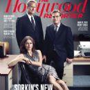 Aaron Sorkin, Emily Mortimer & Jeff Daniels