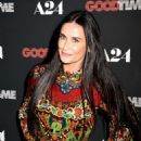 Demi Moore – 'Good Time' Premiere in NYC - 454 x 677