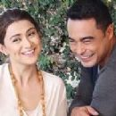 Sid Lucero and Carla Abellana