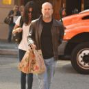 Bruce Willis and Emma Heming - 405 x 567