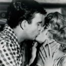 Jim Hutton and Jane Fonda