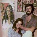 Kabir Bedi and Protima Bedi - 368 x 512