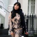 Daisy Lowe – Out in Primrose Hill - 454 x 517