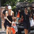 Amber Rose and Sebastian Out in Los Angeles, California - July 22, 2016
