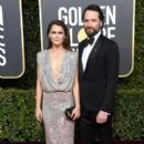 Keri Russell and Matthew Rhys : 76th Annual Golden Globe Awards - 400 x 600