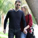 Kate Bosworth And Michael Polish Out And About In Los Feliz