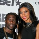 Kevin Hart and Eniko Parrish - 454 x 611