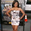 Teairra Mari - At The Premiere Of 'Lottery Ticket' In Hollywood - August 12, 2010