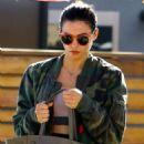 Jenna Dewan – Exits her gym in LA