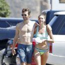 Kelly Rohrbach in Bikini on the beach in Malibu - 454 x 681