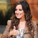 """Ashley Tisdale - """"The PIX Mourning Show"""" (September 8, 2010)"""