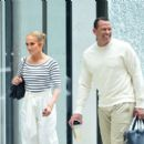 Jennifer Lopez with Alex Rodriguez – Out in New York City