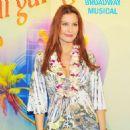 Rachel York – Opening night for Escape to Margaritaville in New York