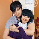 Viktoria Khamitskaya and Dmitry Koldun - 7 Days photo shoot - 300 x 464