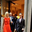 Gwyneth Paltrow - Leaving TOD's Store In Milan - September 24 '08