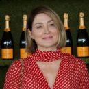 Sasha Alexander – Veuve Cliquot Polo Classic in LA October 15, 2017 - 454 x 681