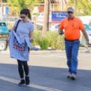 Ashley Greene – Shopping at Lowes in Burbank - 454 x 303