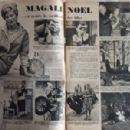 Magali Noël - Festival Magazine Pictorial [France] (4 October 1960) - 454 x 300