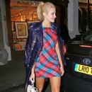 Pixie Lott leaving the Mahiki Nightclub in London December 22, 2014 - 454 x 704