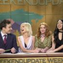 Calista Flockhart - Saturday Night Live - Episode 5 - Aired 11/11/2000 - 454 x 340