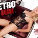 Hot Babes Daiana Anghel Fhm Romania October 2010 - 454 x 310