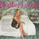 Heather Locklear - Glossy Magazine Pictorial [Netherlands] (April 2000) - 454 x 374
