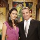 Eric Braeden and Raya Meddine