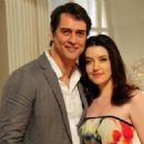Marcello Antony and Larissa Maciel in Passione (2010) - 454 x 324