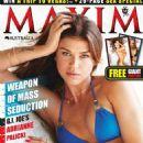 Adrianne Palicki Maxim Australia April 2013