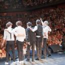 One Direction kicked off the United States leg of their Up All Night Tour this past Tuesday, May 22, and some behind the scenes photos from the tour have been released