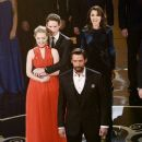 Les Miserables Cast At The 85th Annual Academy Awards (2013)