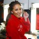Adrienne Bailon – American Heart Association's Go Red for Women Red Dress Collection 2018 in NY - 454 x 303