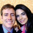 Livia Brito and Juan Diego Covarrubias