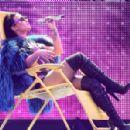 Demi Lovato Performs At 2015 Mtv Video Music Awards In La