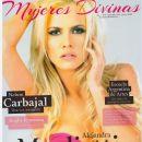 Alejandra Maglietti - Mujeres Magazine Cover [Argentina] (November 2013)
