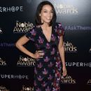Rosario Dawson 3rd Annual Noble Awards In Beverly Hills
