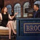 Ellie Kemper – Visits Jimmy Kimmel Live! in Hollywood