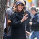 Gina Rodriguez – Leaving the 'Today Show' in NYC 4/3/2017 - 454 x 681