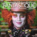 Johnny Depp - L'ecran Fantastique Magazine Cover [France] (September 2009)