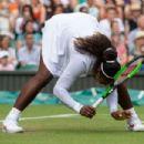 Serena Williams – 2018 Wimbledon Tennis Championships in London Day 3 - 454 x 303