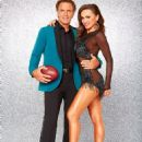 Karina Smirnoff and Doug Flutie