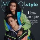 Enrique Gil - Metro Style Magazine Cover [Philippines] (February 2019)